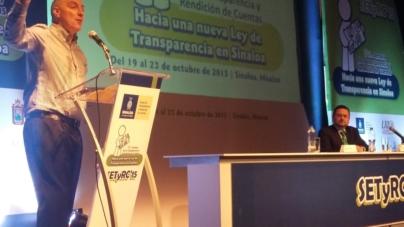 'Sinaloa puede estar a la vanguardia en transparencia': Miguel Carbonell