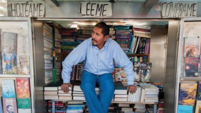 Entrevista con el «Archie» | La travesía del vendedor de libros