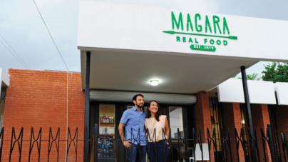 Paleo, alimento natural | Entrevista con Jazmín Abitia y Agustín Oñate, fundadores de Magara