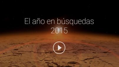 Conoce los temas más 'googleados' en México durante el 2015