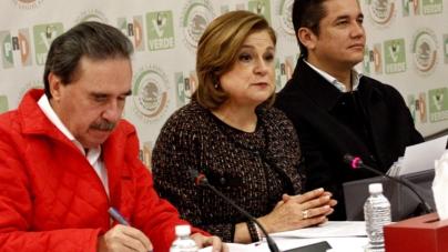 Avanza PGR en desafuero de diputada sinaloense, extinción de dominio y extradición del 'Chapo'