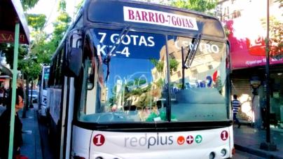 Disminuye al 50% la presencia de choferes adictos en transporte público