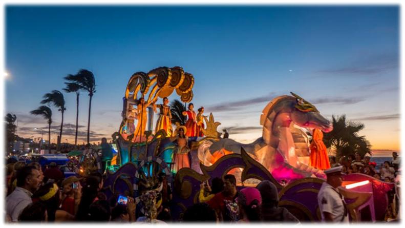 #3COSASQUE debes saber de 'Mazatlántida', el Carnaval Mazatlán 2016