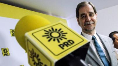 Confirma dirigencia estatal del PRD su salida de la coalición con el PAN y el PAS