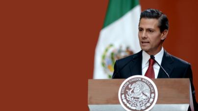 Captura del 'Chapo' Guzmán, un logro a favor del estado de derecho: Peña Nieto