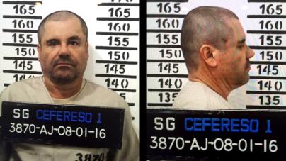 Autoridades del Altiplano difunden nueva ficha del 'Chapo Guzmán'