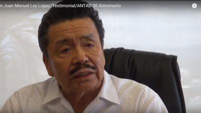 Falleció Juan Manuel Ley, uno de los pilares del desarrollo empresarial de Sinaloa