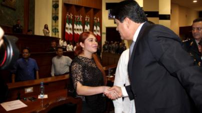 Inician proceso de desafuero a la diputada Lucero Sánchez