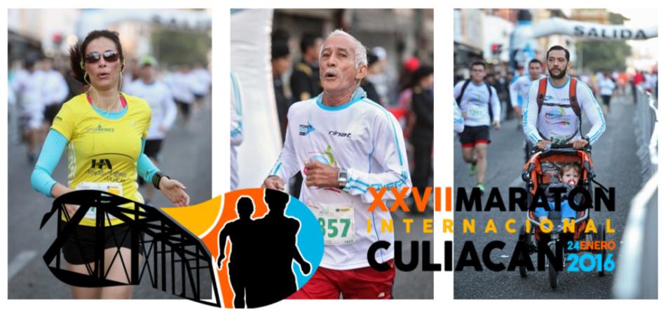 #EnSusMarcas | Todo listo para el 27 Maratón Internacional de Culiacán este domingo
