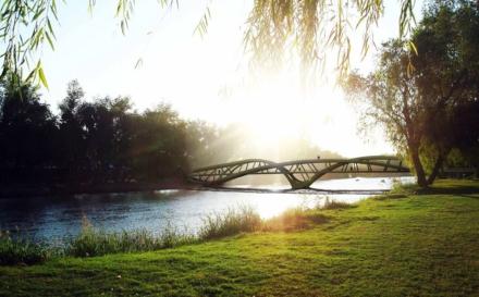 #3Cosasque… modernizarán el Parque Las Riberas en Culiacán