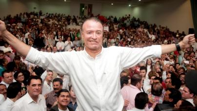 """Quirino Ordaz inicia operación cicatriz en el PRI   """"Si vamos divididos todo fallará"""""""