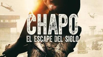 Mira el trailer de la película 'Chapo, El escape del siglo'