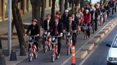 #VIDEO   5 consejos del Manual del Buen Ciudadano para andar en bicicleta