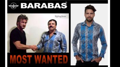 #ChapoModa | Promueven camisa que usó el 'Chapo' en entrevista con Penn