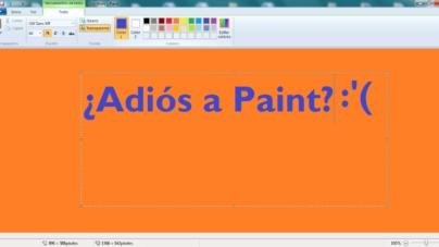 ¿Adiós a Paint? | Microsoft prepara una nueva aplicación para sustituirlo