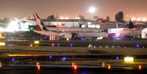 #Fotogalería | Pisa suelo mexicano el polémico y caro avión presidencial