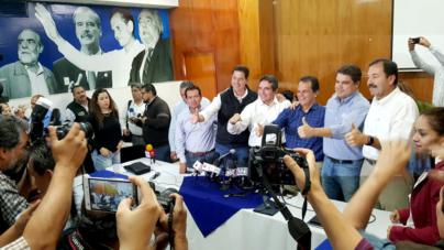 Entre Cruz, Cuen y Heredia está el próximo gobernador de Sinaloa, asegura el PAN