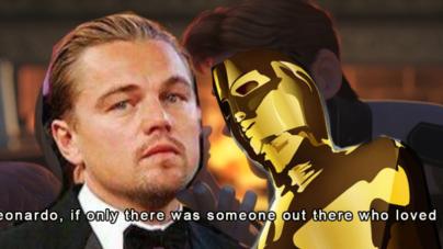 ¿Por qué el mundo está ansioso de que Leonardo DiCaprio gane un Oscar?