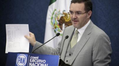 Propone Federico Döring disolver el Comité Directivo del PAN en Sinaloa por caso de chapodiputada