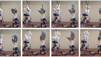 #Futuro | Investigadores trabajan en mano prostética a la 'Luke Skywalker'