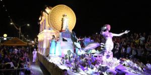 #Fotogalería | Desborda algarabía Mazatlán entre carnaval y campeonato de beisbol