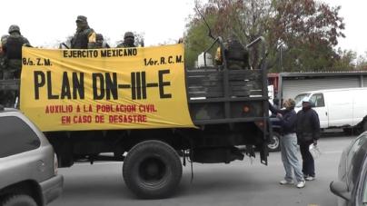 Sedena instalará batallón en Sinaloa para atender desastres en la región