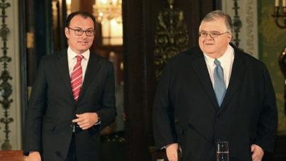 SHCP y Banxico anuncian recorte al gasto y alza a tasas de interés