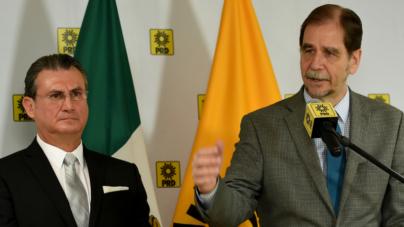 PRD impulsará candidatura común con el PAN encabezada por Mariano Gómez