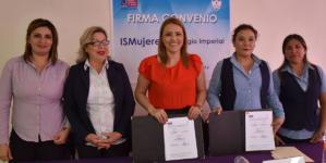 ISMujeres y Colegio Imperial | Unidos por la igualdad y los derechos humanos