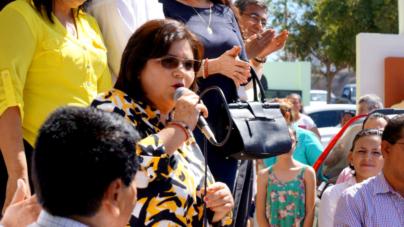 """""""Haremos de Culiacán la capital de la transparencia"""": Imelda Castro"""