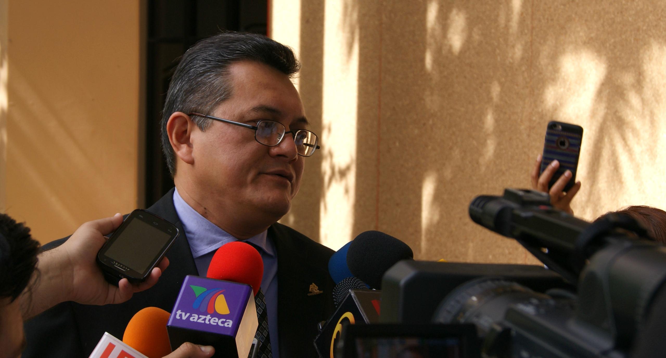 Luis Enrique Pun Hung, presidente del Centro Empresarial Sinaloa.