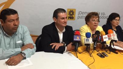 PRD designa a Mariano Gómez como candidato a gobernador en Sinaloa