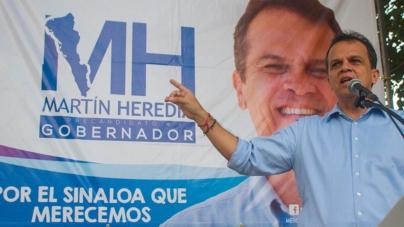 #Elecciones2016   Martín Heredia es el candidato del PAN a la gubernatura