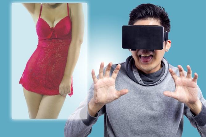 Pornografía y realidad virtual | La nueva era del entretenimiento para adultos