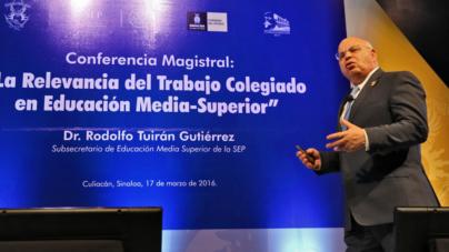 La UAS ha sido clave en logros educativos de Sinaloa, reconocen SEP y Gobierno