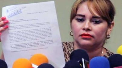 Ya nada impide detener a 'Chapodiputada' | Lucero Sánchez se desiste de amparo