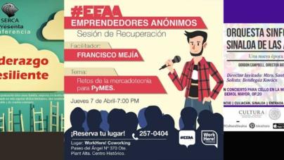 #3CosasQue… hacer hoy en Culiacán