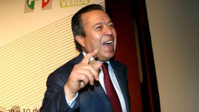 Se compromete César Camacho a darle a Sinaloa un presupuesto justo en 2017