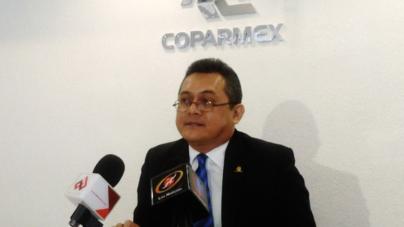 """""""Se ocupan leyes que castigue a funcionarios deshonestos y sus cómplices"""": Coparmex"""