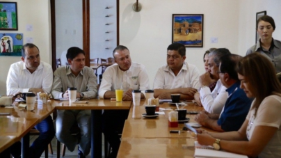 "#VIDEO | ""Voy a fortalecer a la empresa local"": Quirino Ordaz"