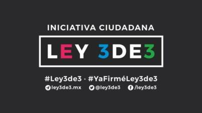 Iniciativa #3de3 sienta un precedente de participación ciudadana: CIDAC