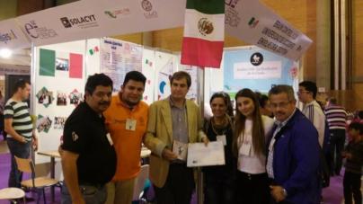 Distinguen en España proyecto científico de alumnos de la U de O