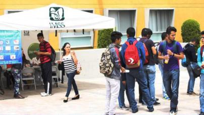 ¿Eres estudiante? | Afíliate gratis al Seguro Social