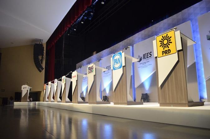Reducen tiempos de campañas electorales en Sinaloa y recursos a partidos políticos
