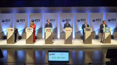 Segundo debate de candidatos a gobernar Sinaloa: 120 minutos sin convencer a nadie