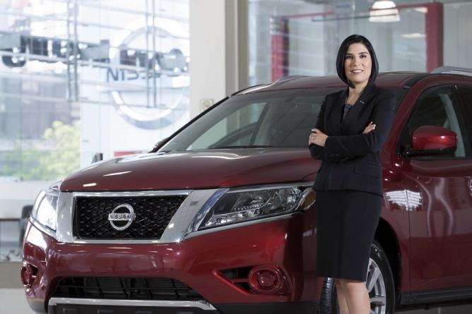 Mayra González | La primera mujer en dirigir Nissan México