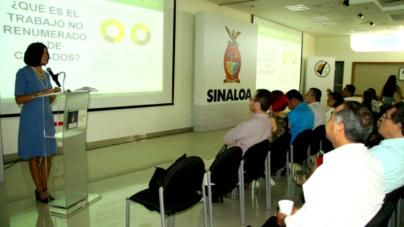 Sinaloa es referente nacional en la paridad de género: Inmujeres