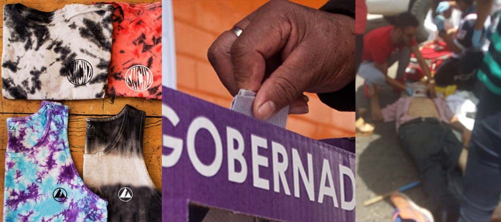 Lo más leído | Marcas locales, ciclista atropellado en Par Vial y puntos para evaluar a los candidatos