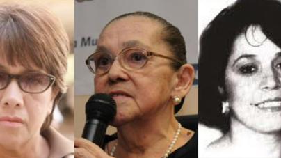 Día de las Madres | Tres mujeres que deberían estar aquí