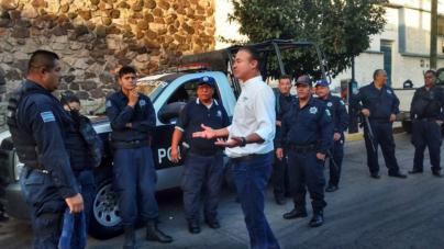Vamos a dignificar las corporaciones policiacas: Quirino